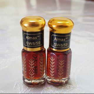 Aged Trat Agarwood Oil