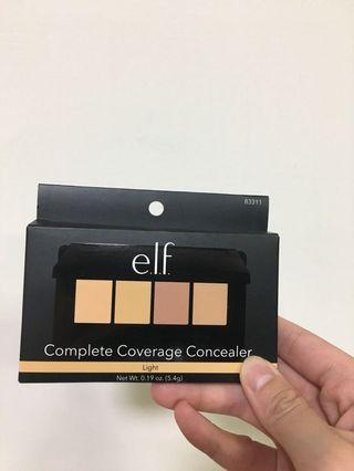 Elf 遮瑕盤 明亮色