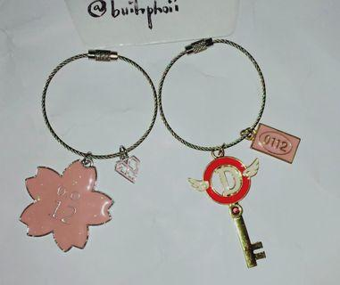 exo d.o. unofficial keychain/keyring