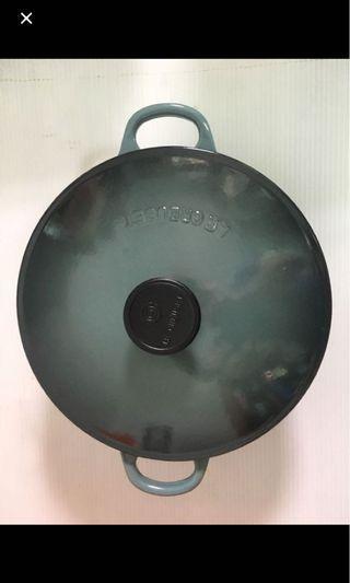 LC 24公分鑄鐵鍋