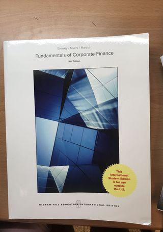 Fundamentals Corporate of finance 第9版 最新版