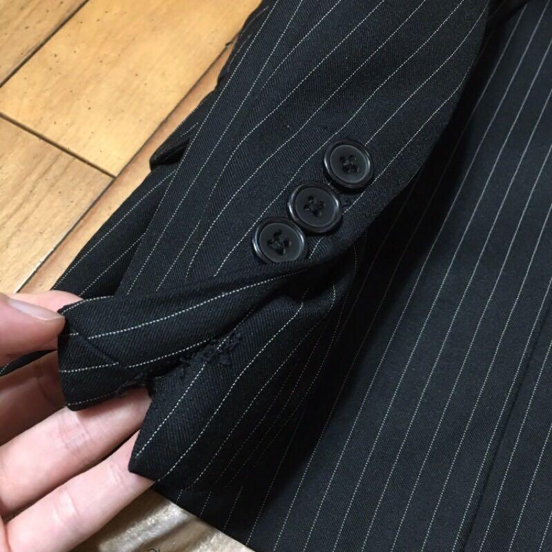 二手小瑕約3歲 約95-105cm 男童西裝外套西裝長褲花童畢業服男童禮服