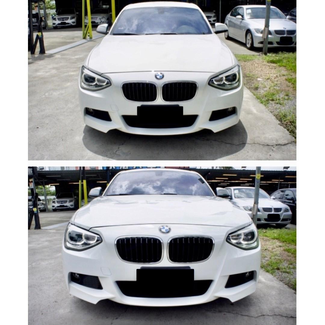 總代理 2014 BMW 120D M-Sport