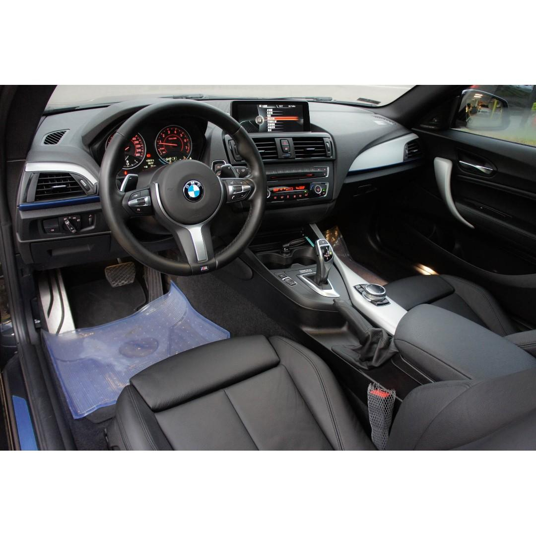 總代理 BMW M235I 稀有少見 2015領牌