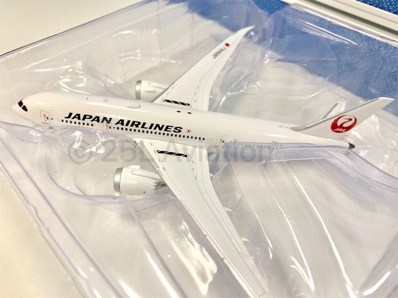 [ JC Wings 1:400 ] 日本航空 Japan Airlines 787-8 JA844J