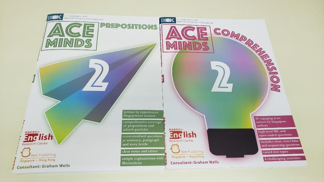 ACE MINDS Comprehension 2 and Prepositons 2