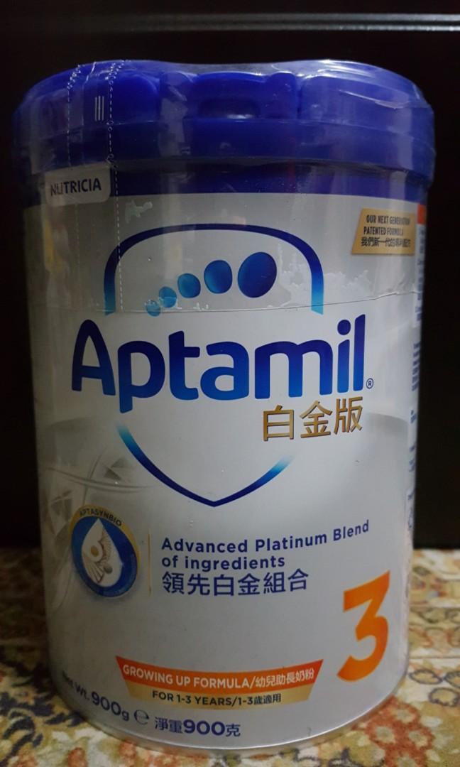 Aptamil 3 net wt 900 g