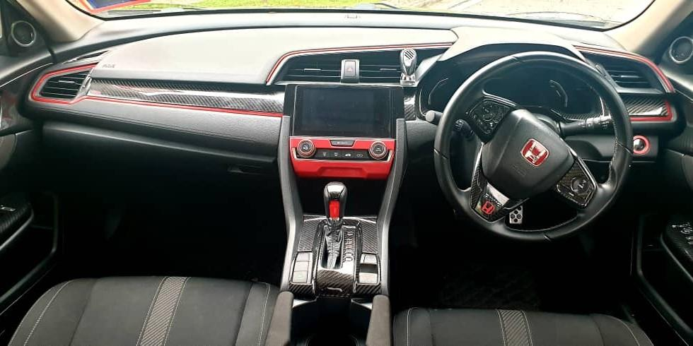 Civic 1.5 trpo Fc