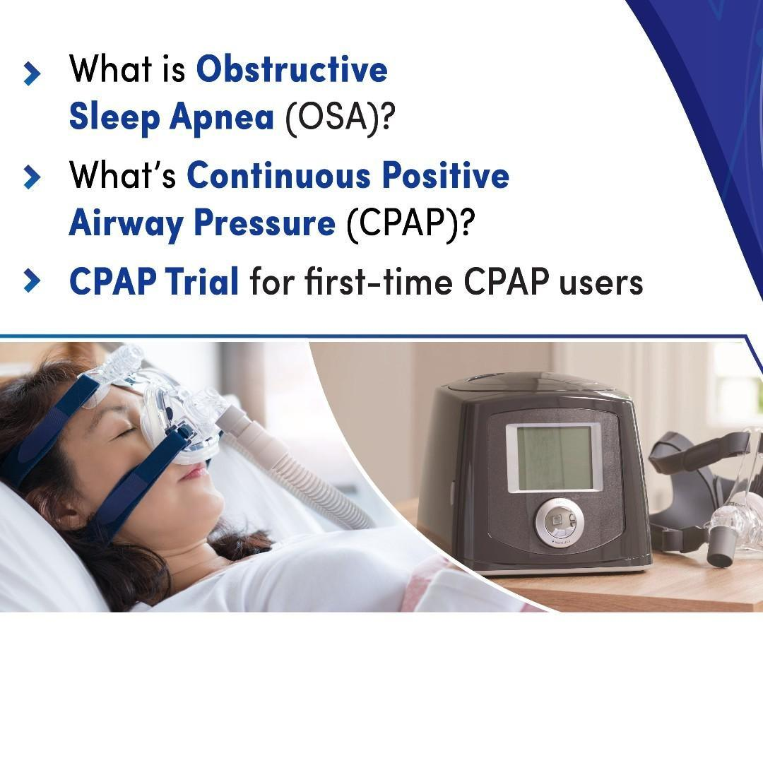 CPAP Trial For One Month