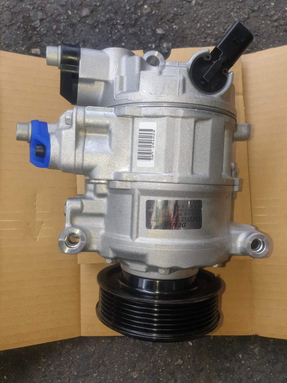 Aircon compressor, Denso brand, compatible for (both B8 & B8