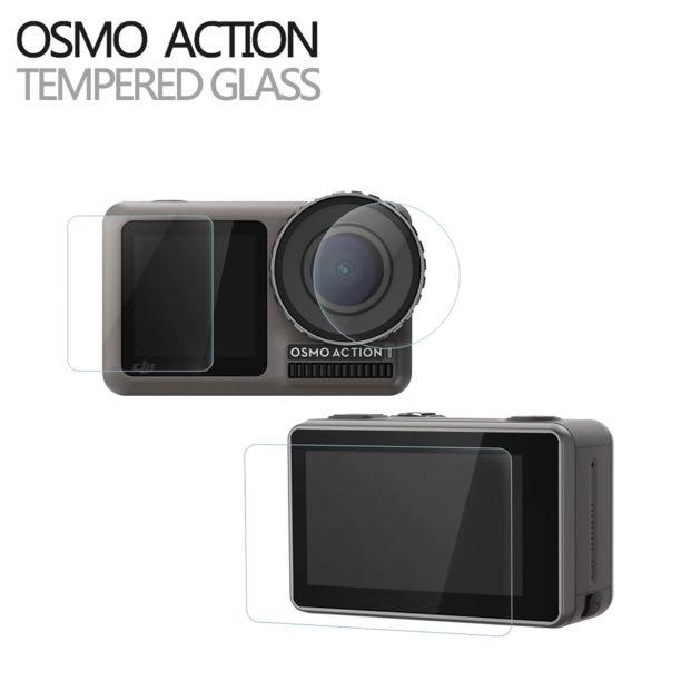 PGYTECH DJI OSMO Action Sport Camera Protective Safety Accessories Combo SET AUS