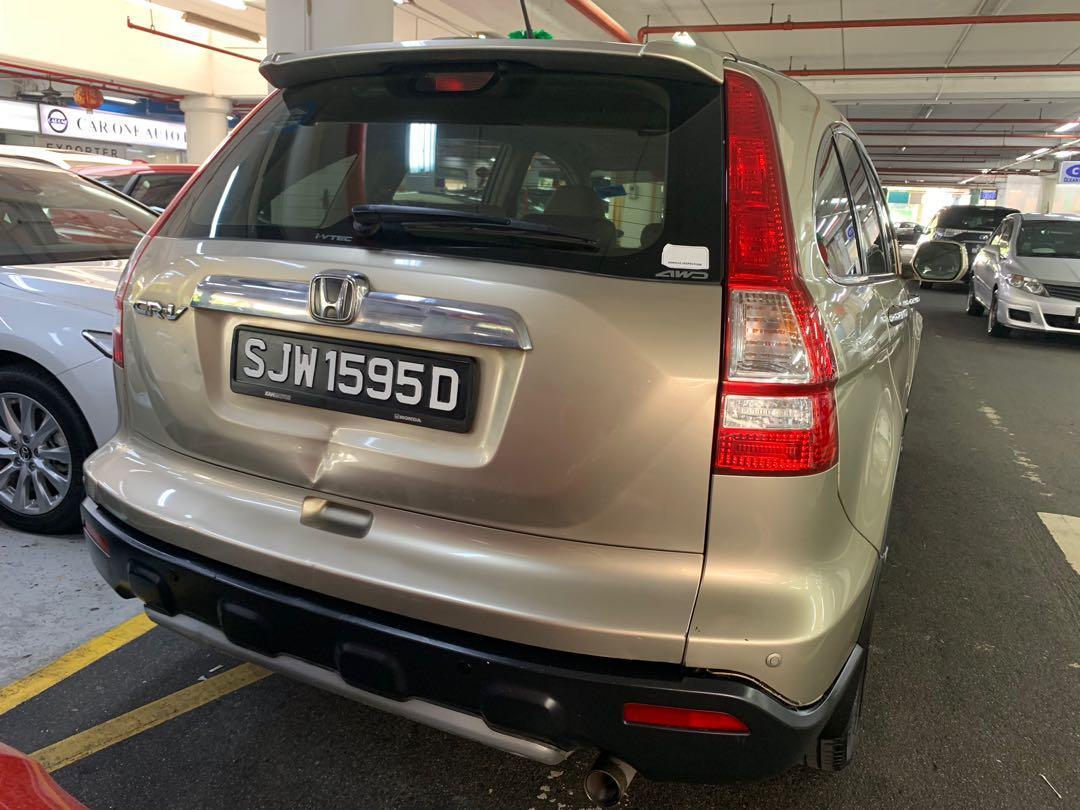 Honda CR-V 2.4A