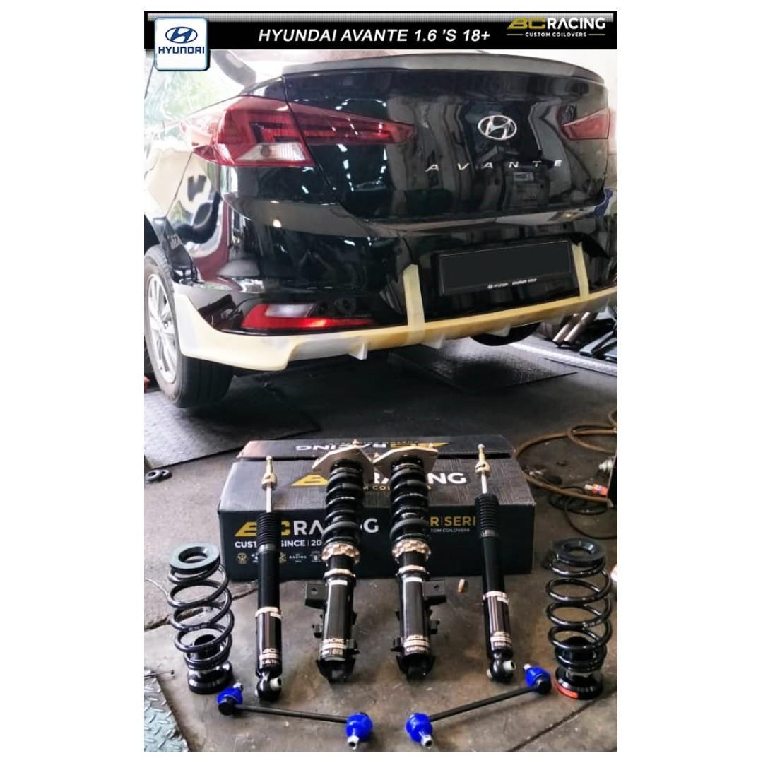 Hyundai Avante 1.6 'S 18+ ( BC RACING COILOVER