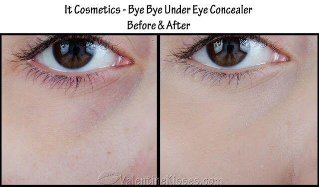 it cosmetics bye bye under eye拜拜黑眼圈眼部遮瑕乳