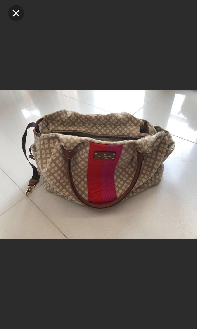 Authentic Kate Spade Diaper Bag