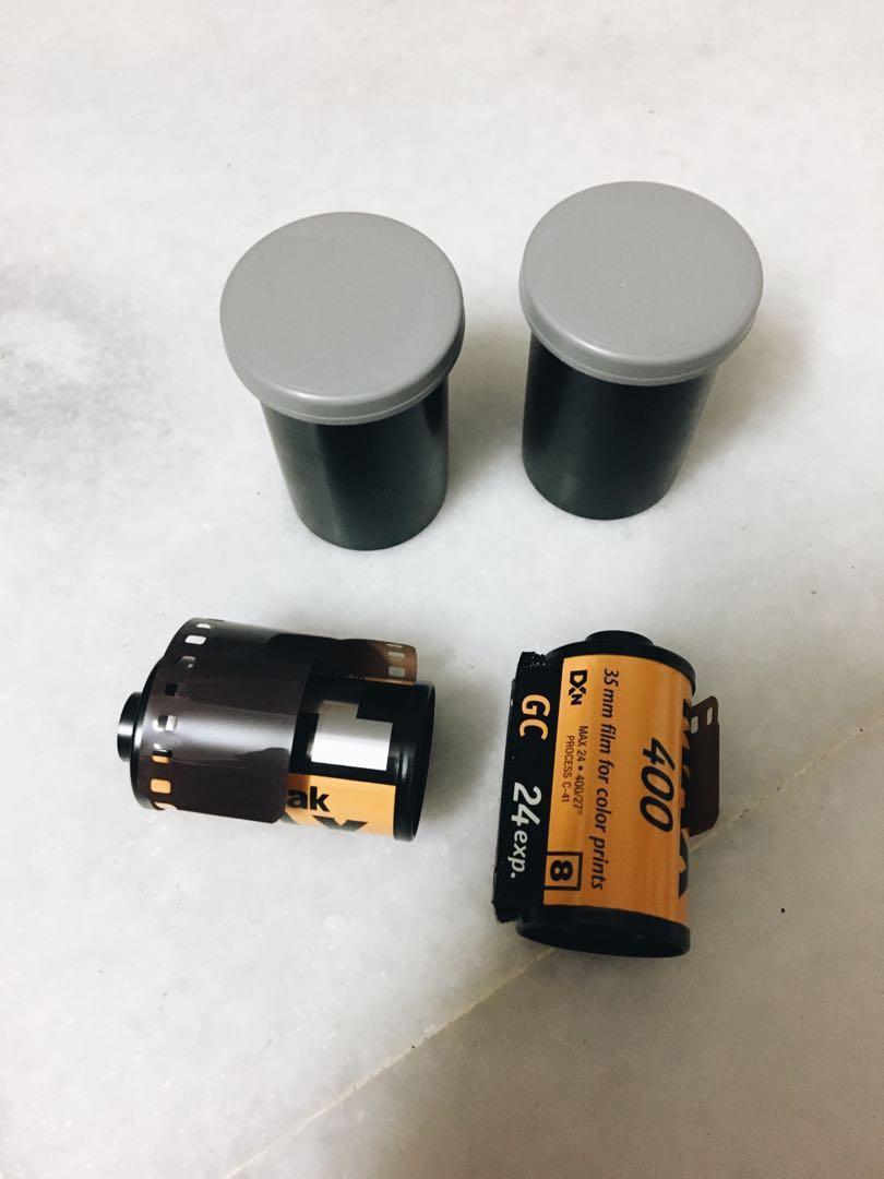 Kodak Max 400 expired