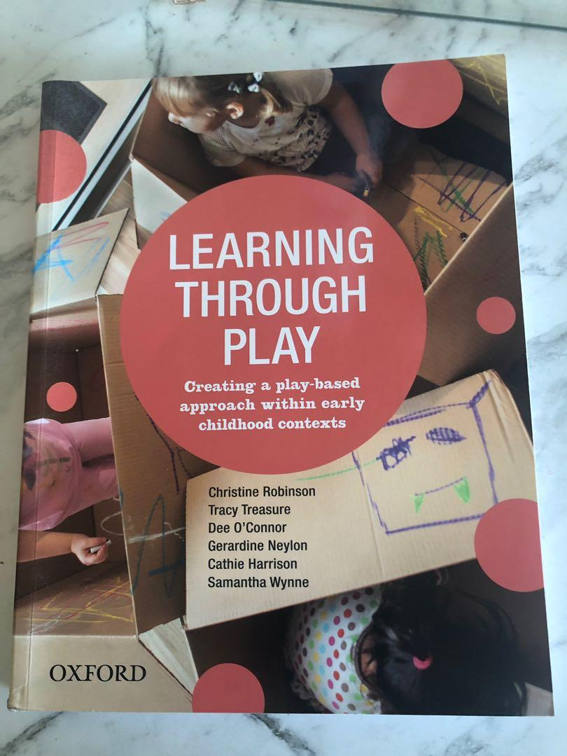 Learning Through Play.
