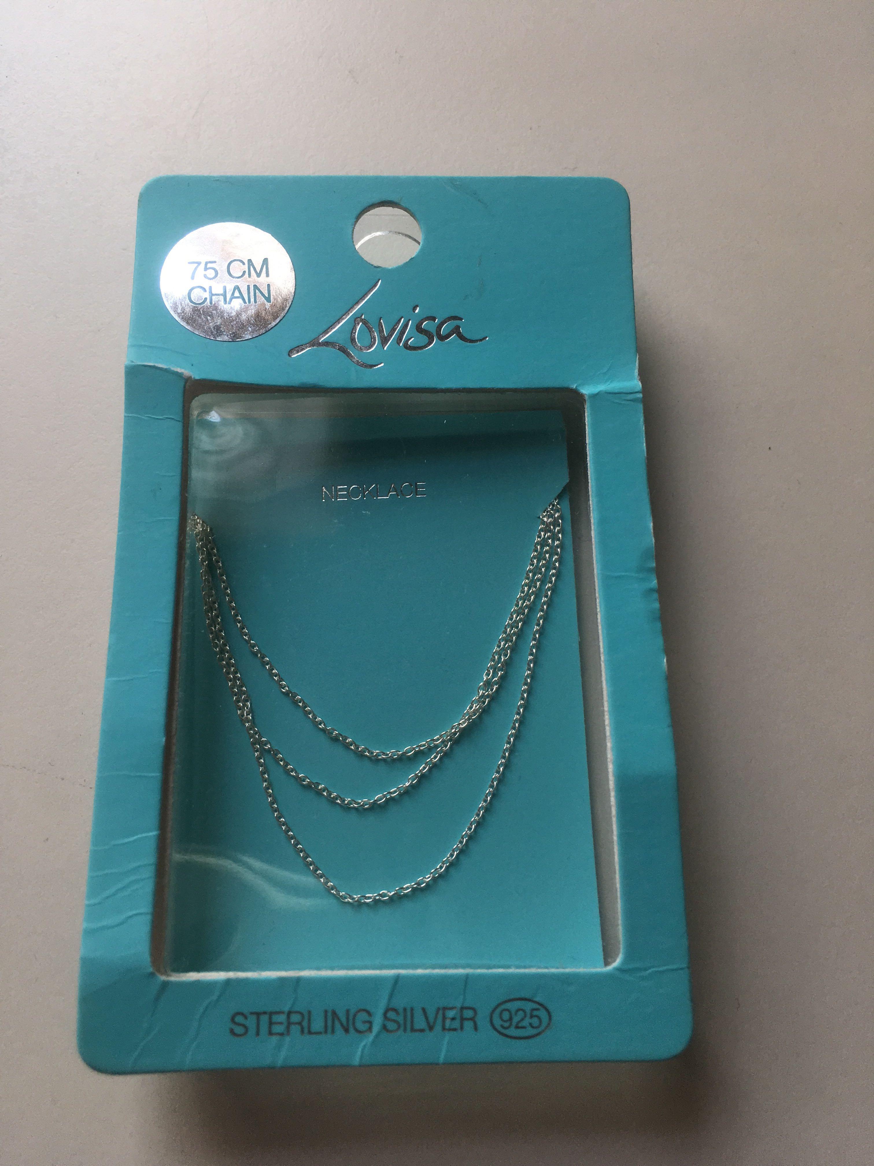 Lovisa Silver Chain