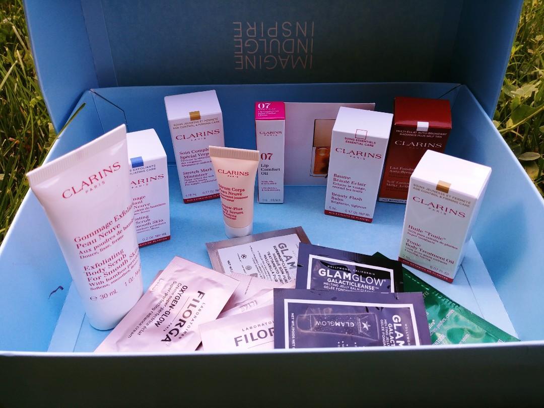 Makeup and Skin Care (Lancome, Clarins, Estee Lauder)