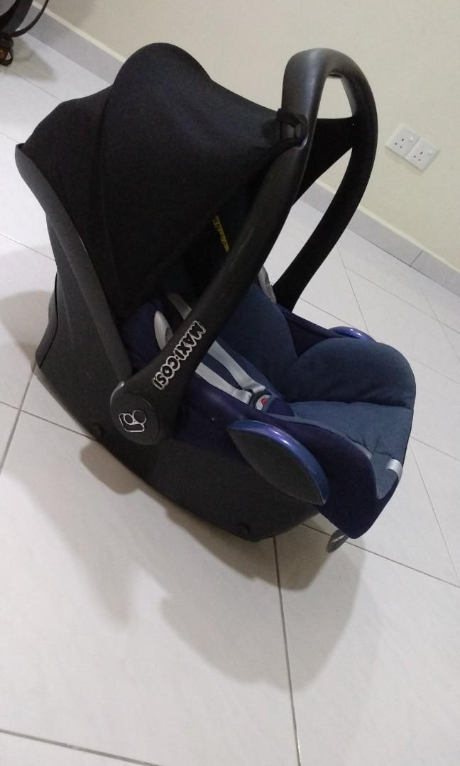 Maxi Cosi Cabriofix Carrier