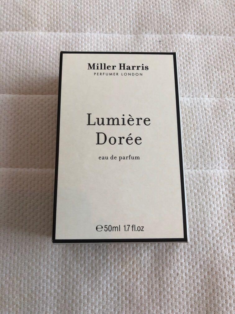 Miller Harris Lumiere Doree Perfume