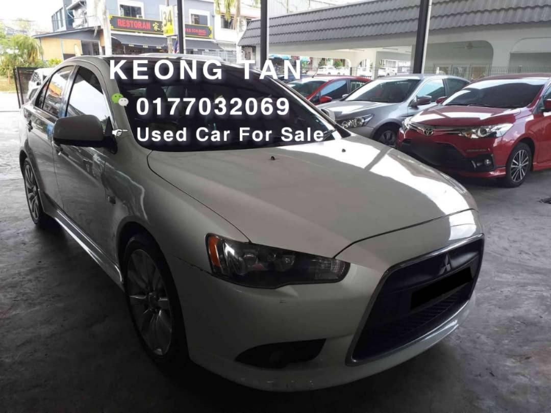 MITSUBISHI LANCER 2.0AT GT Sporty Carking!! 2009TH Cash💰OfferPrice💲Rm39,800 Only!!  Lowest Price🤗🤗