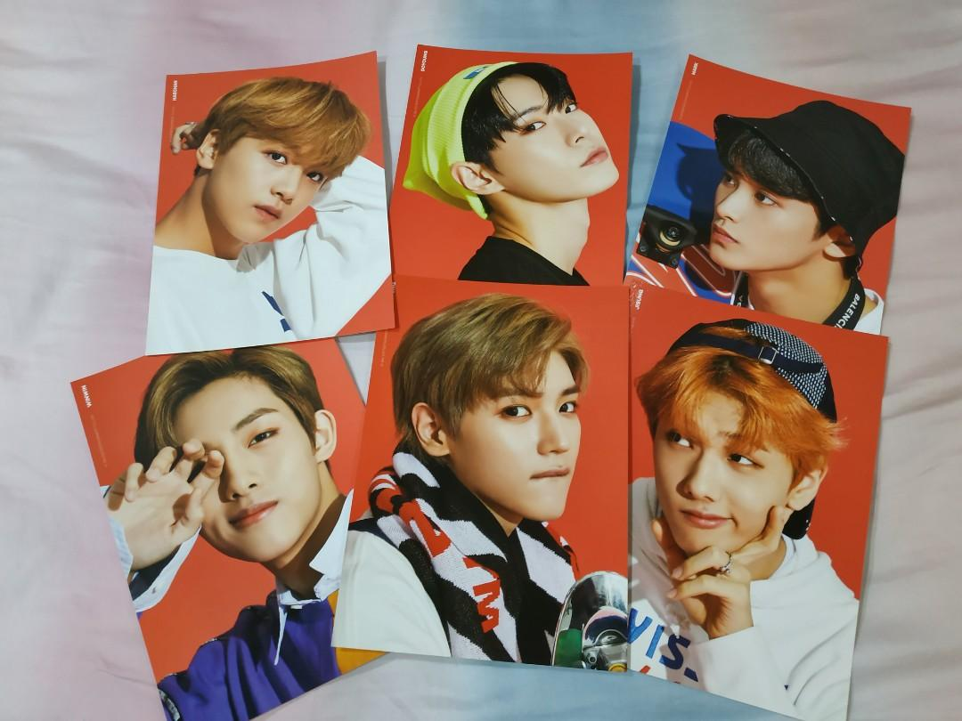 NCT A4 POSTER