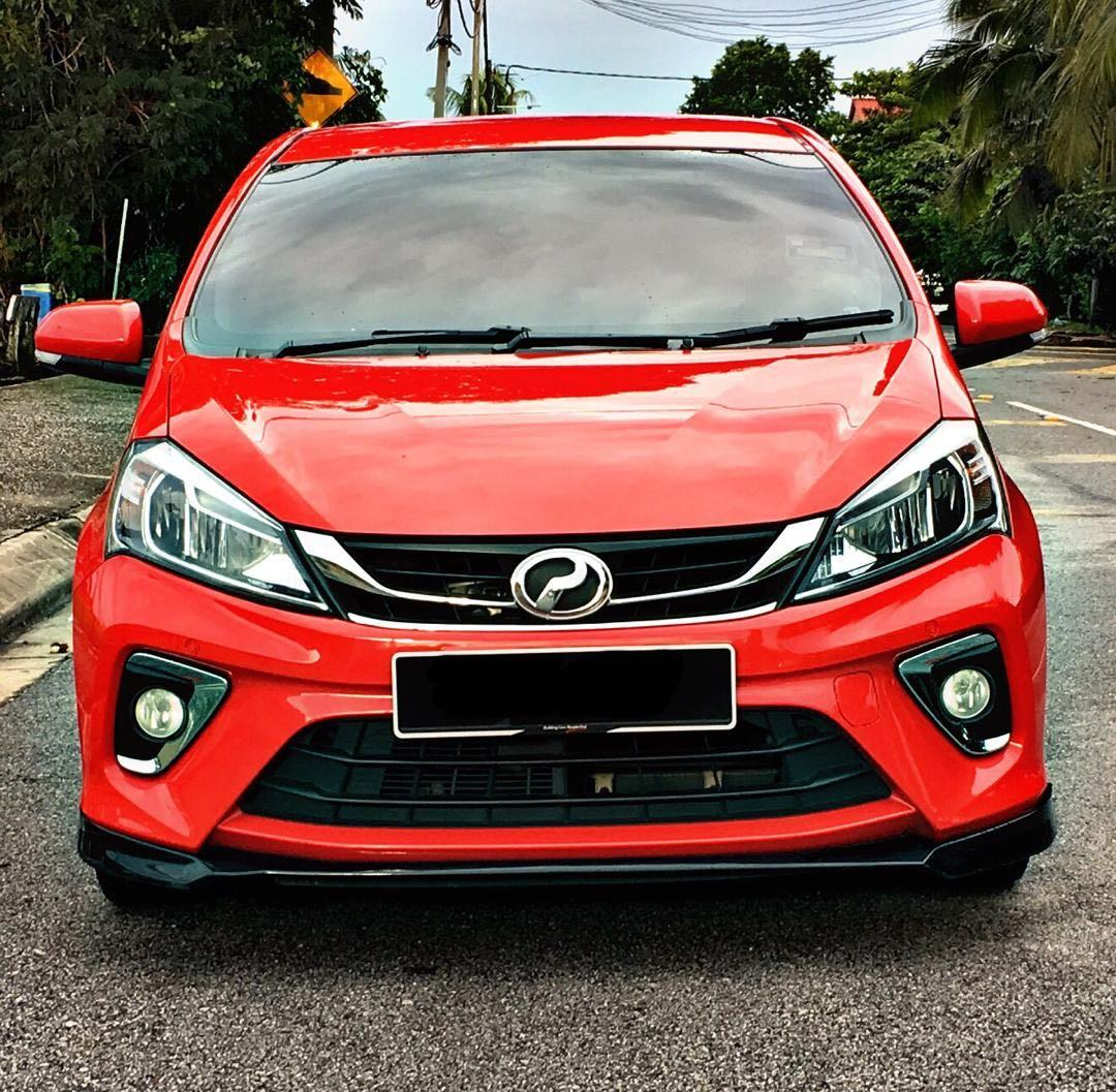 Perodua Myvi 1.5 H-line (New facelift)Sambung bayar