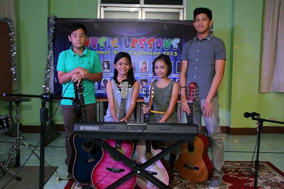 Piano Guitar Lessons for Future Idols (Marikina, Pasig, Cainta, Rizal and Metro Manila)
