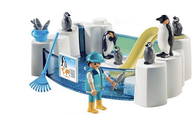 Playmobil Penguin Enclosure 9062
