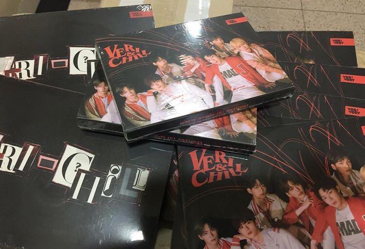 [Preorder] [KIHNO] VERIVERY Special Summer Kihno Album - VERI-CHILL Kihno Kit