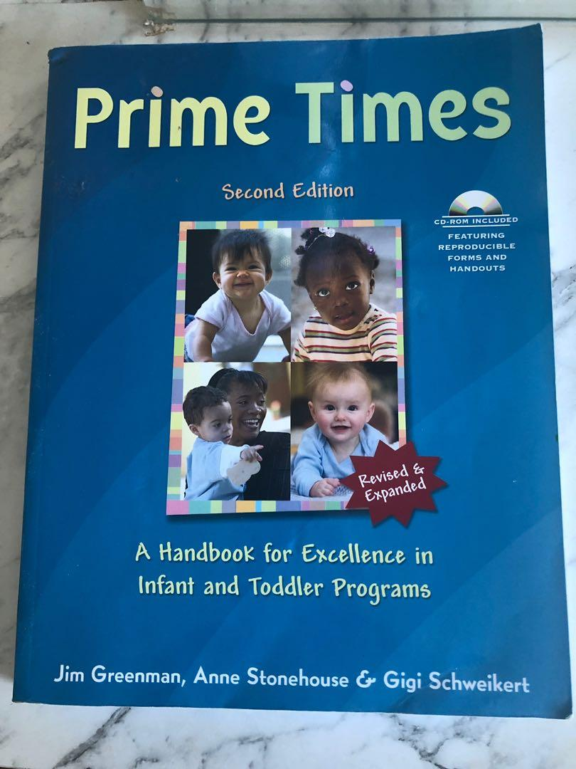 Prime Times : Second Edition