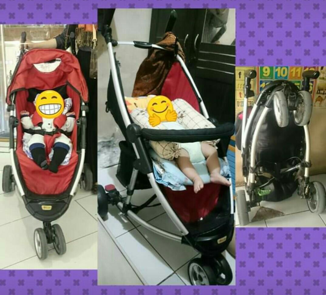 Stroller BABY ELLE CARE (Cabin Size)
