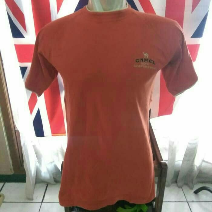 T Shirt CAMEL Trophy Adventure