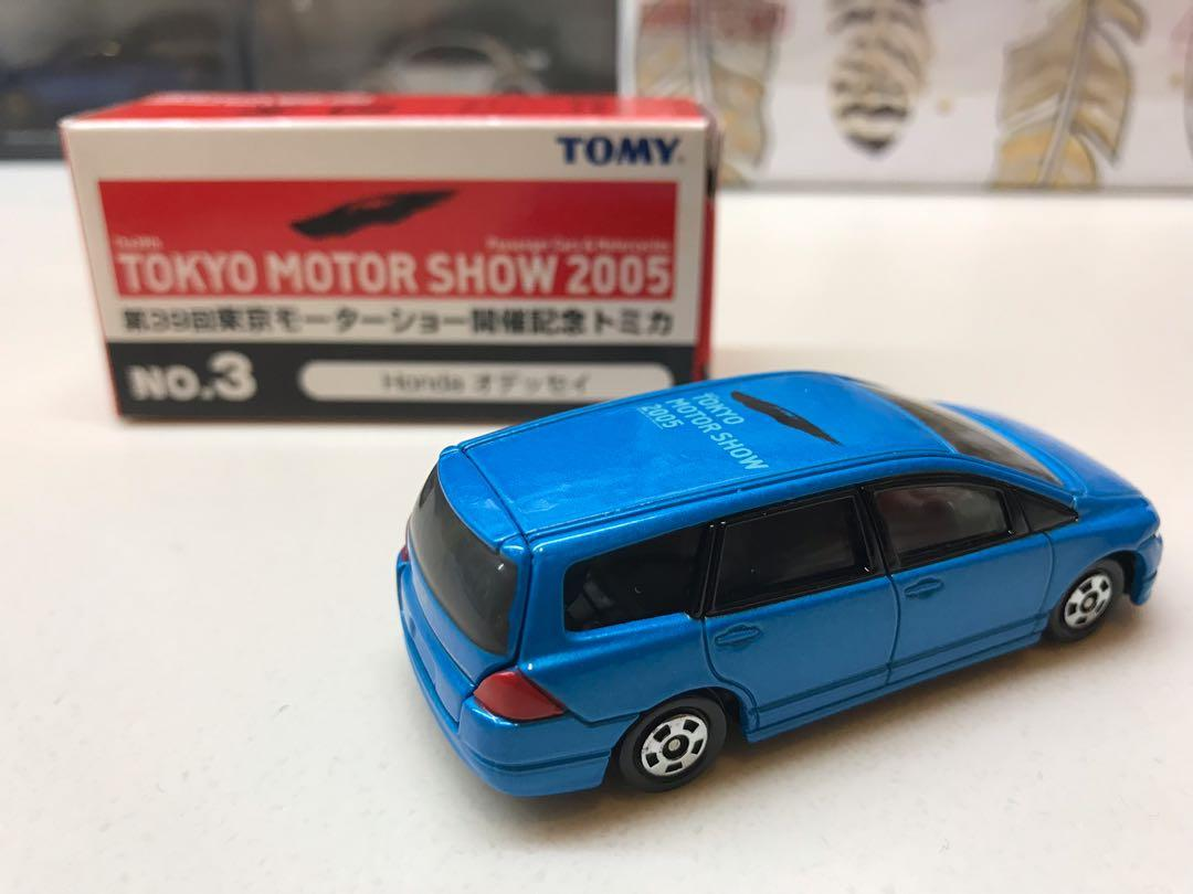 Tomy Tomica Tokyo Motor Show Odyssey RB1 no.46