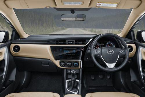 Toyota Corolla Altis 1.8 v a/t