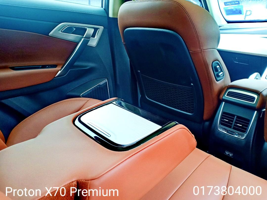 X70 best premium SUV with coating & premium tint package