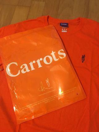 全新美牌正品Carrots短t