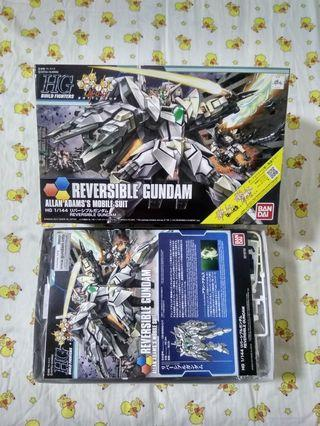 Selling HG 1/144 Reversible Gundam