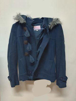 Poone 深藍 外套