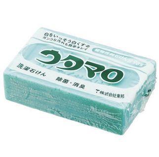 [現貨] 日本 東邦 UTAMARO 去污皂 133g 魔法皂 洗衣皂 魔法家事皂 歌磨皂 萬用 去汙 洗滌皂 適用多件優惠
