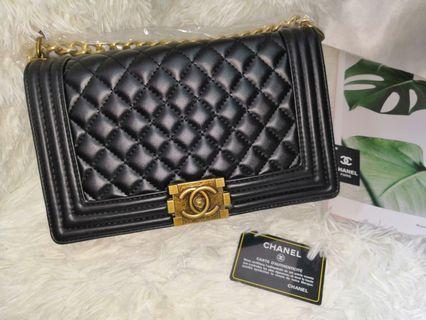 Chanel Leboy shoulder&sling bag