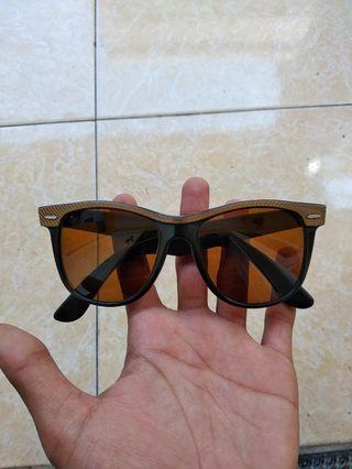 Kacamata rayban wayfarer b&l