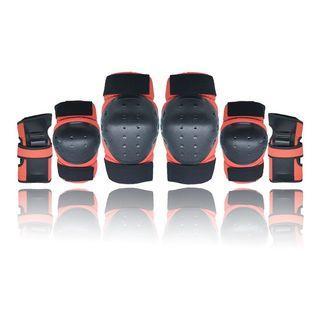護膝穿戴護具 直排輪 溜冰鞋 極限運動 牛頭護具 高級護具