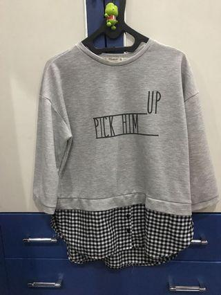 Pull and bear blouse