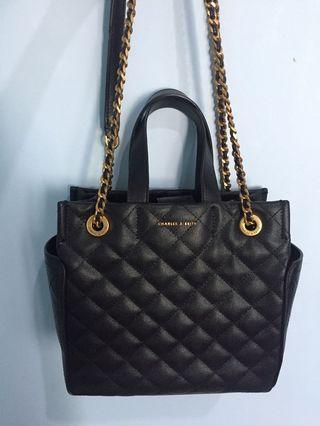 Charles and Keith Black