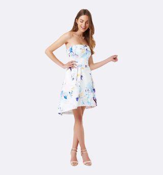 Forever New Alicia Strapless Prom Dress