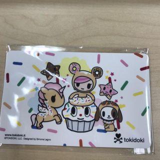 Tokidoki Donutell Ezlink Card