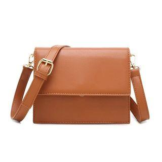 Sling bag with double strap
