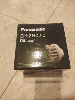 🌬Panasonic EH-2N02-c Diffuser 蓬鬆髮烘罩器